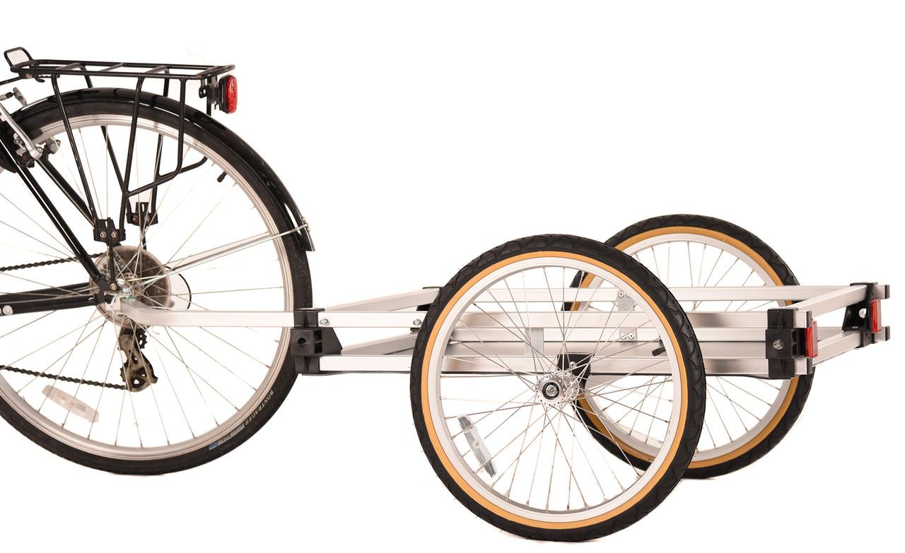Велосипедные прицепы