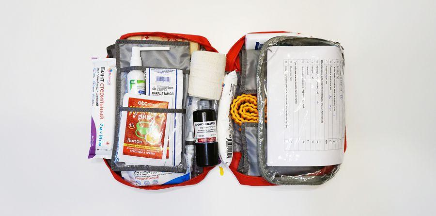 Походная аптечка туриста: состав и список лекарств