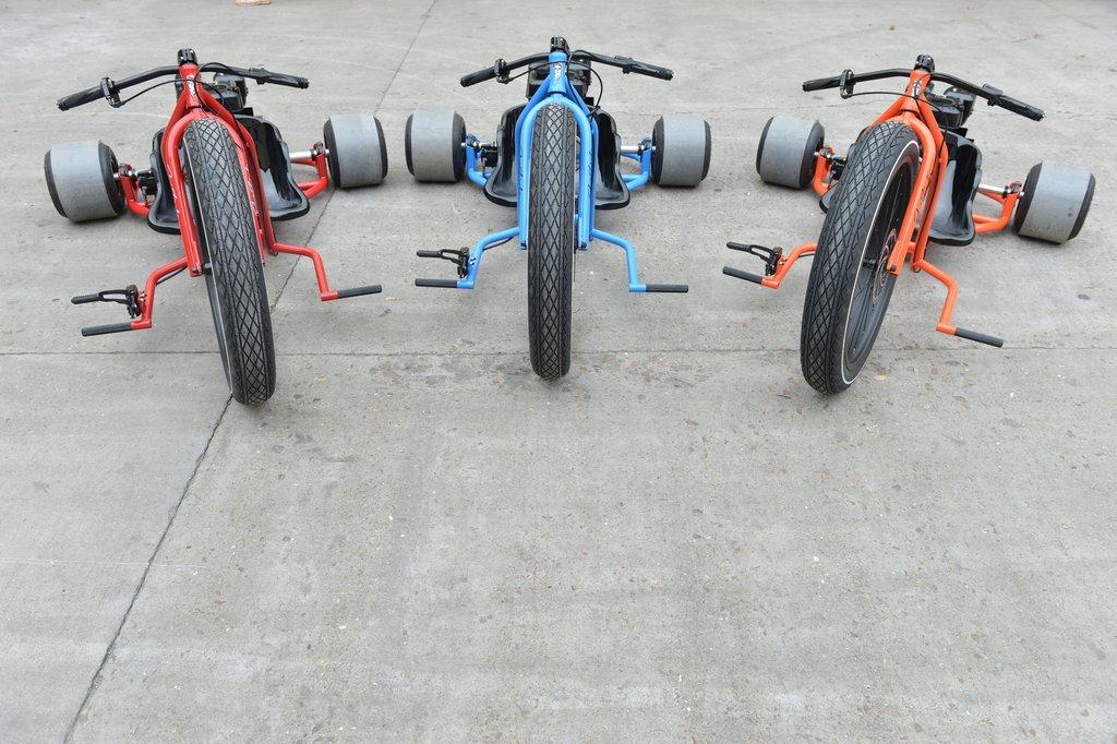 Как научиться дрифтовать на велосипеде