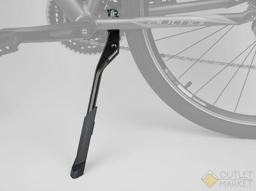 Как сделать подножку для велосипеда своими руками