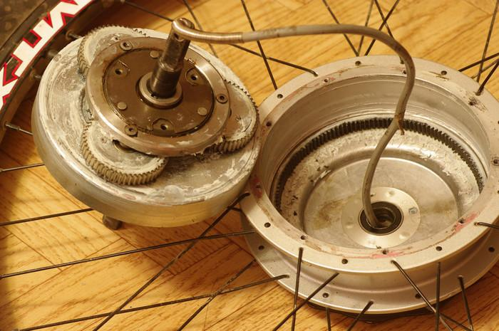 Полный обзор электрических мотор-колес