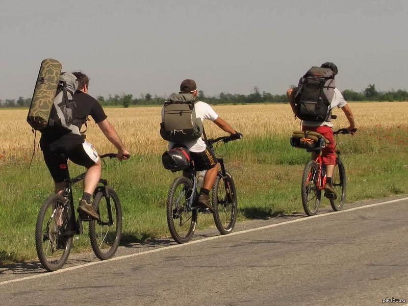 Права и обязанности велосипедиста на дороге