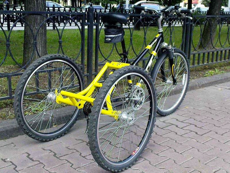 Радуга вколесе. как менялась велосипедная мода. новости общества
