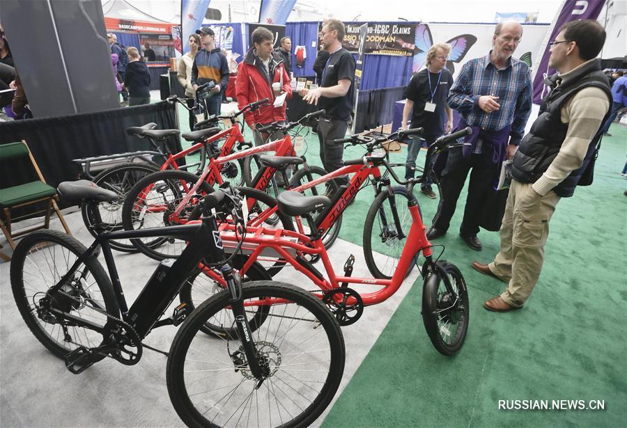 Обзор велосипедов российского производства