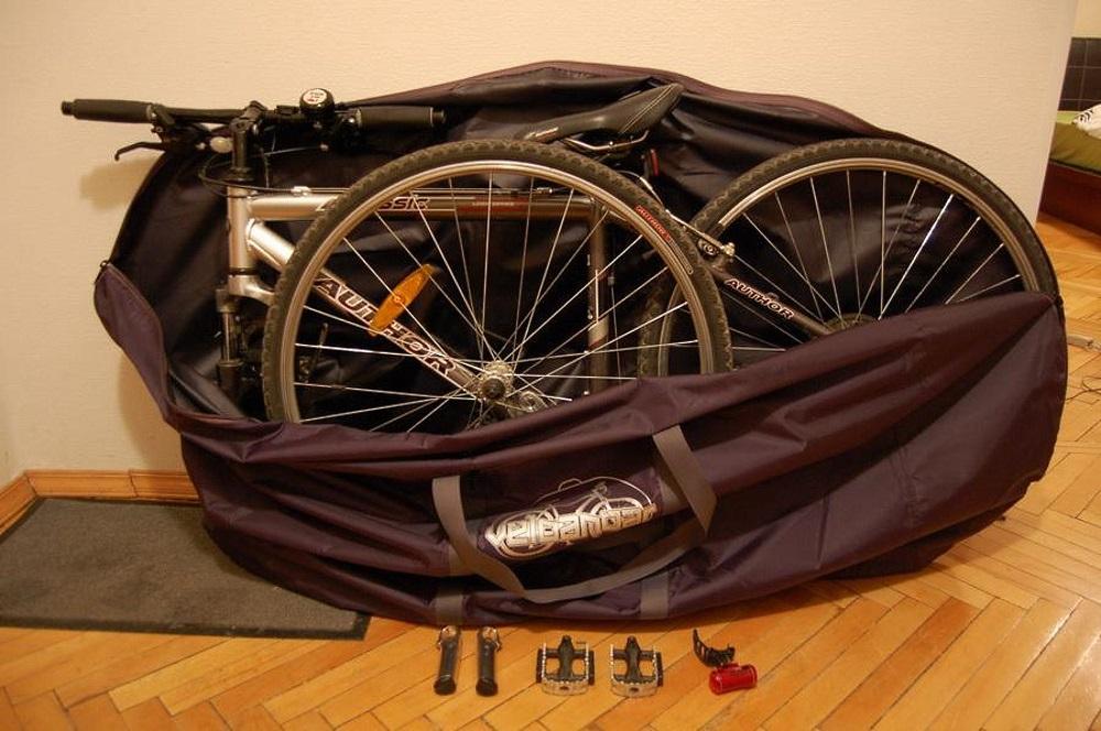 Каким должен быть велосипедный чехол: основные характеристики | выбор велосипеда | veloprofy.com
