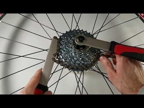 Замена кассеты на велосипеде, уход за кассетой - cycleinfo.net