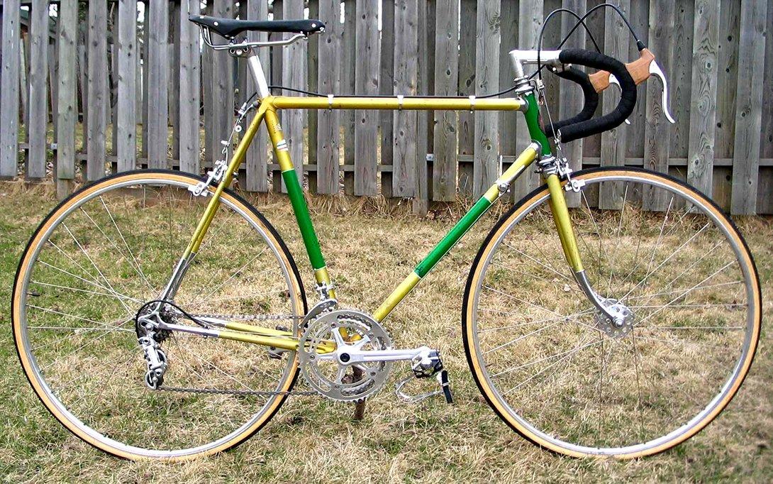 Покраска велосипедной рамы своими руками