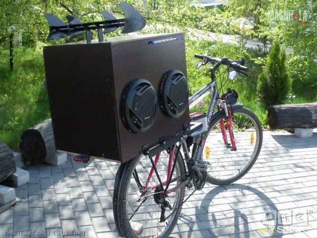 Акустика для велосипеда: блютуз (bluetooth) и портативные колонки