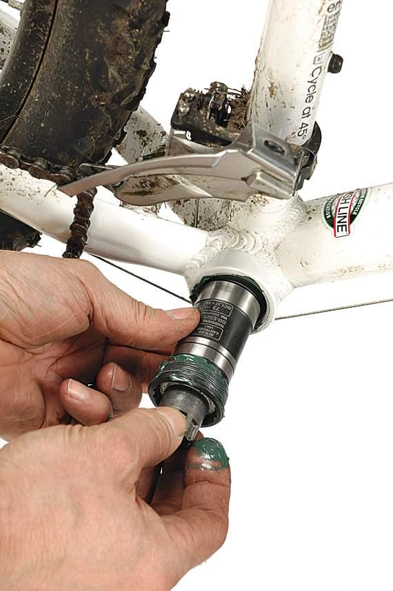 Что делать, если нужно снять каретку на велосипеде: подробная инструкция