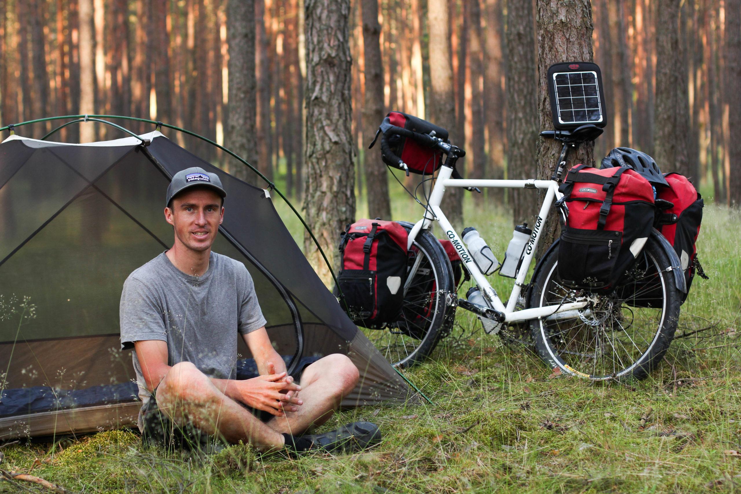 Велосипед и дальние поездки: что учесть, если вы собрались ехать очень далеко
