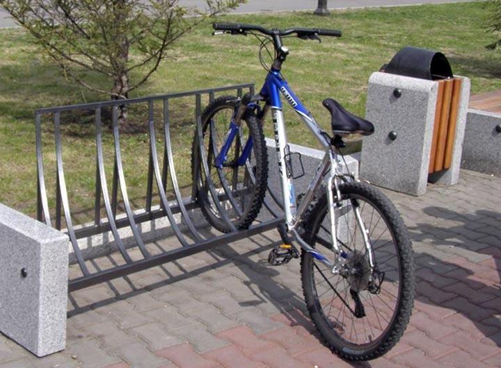 Как согласовать установку велопарковки в петербурге?