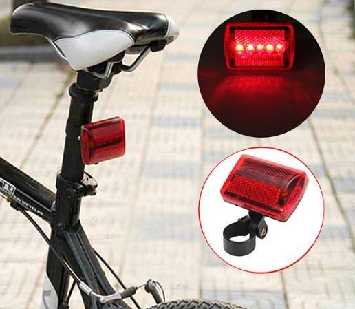 Лазерный габарит (задний фонарь) для велосипеда?