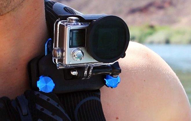 Куда лучше установить экшн-камеру на велосипеде. способы крепления