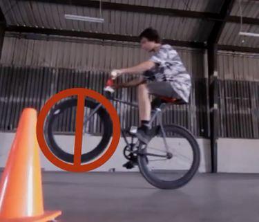 Как снять заднее колесо на скоростном велосипеде: видео инструкция