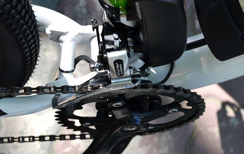 Регулировка заднего переключателя скоростей велосипеда самостоятельно