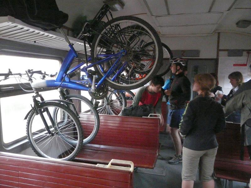 Условия провоза велосипеда в поездах ближнего и дальнего следования