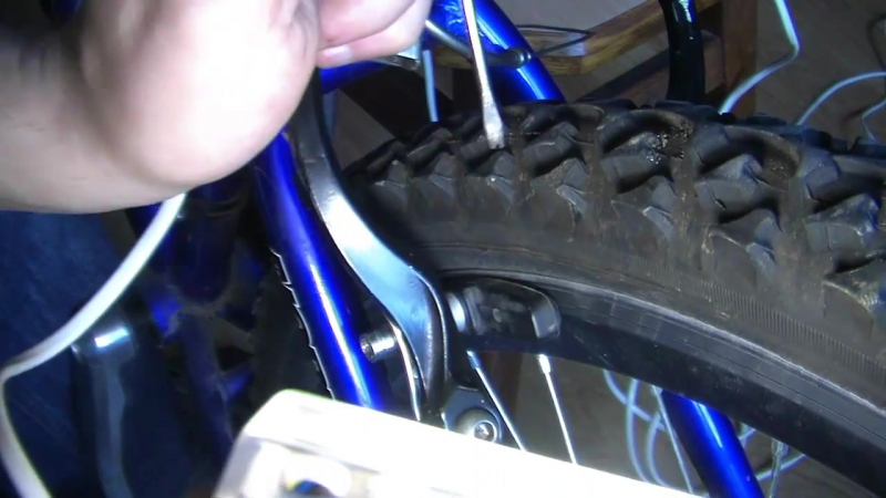 Настройка дисковых тормозов велосипеда