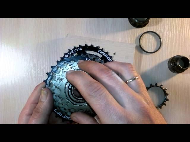 Как разобрать трещетку велосипеда — rollerbord