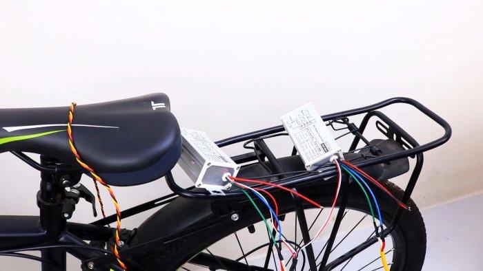 Советы: как сделать электровелосипед своими руками