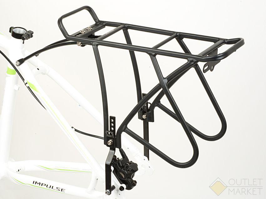 Велосипедный багажник - практичное и экономичное снаряжение, которое незаменимо в турпоходе или просто при совершении покупки в магазине