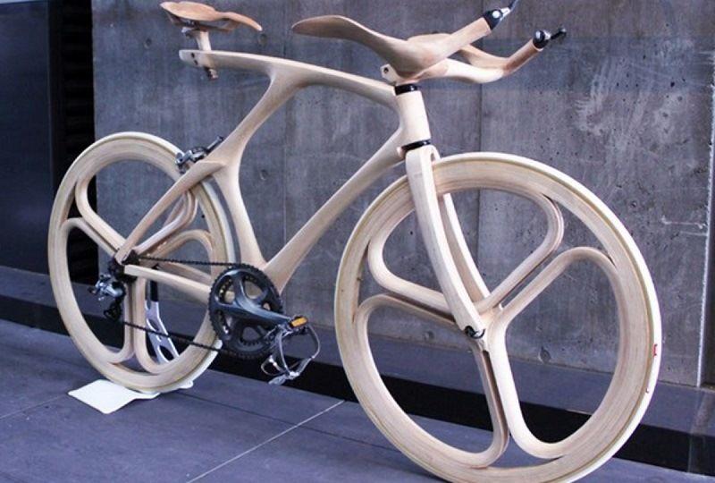 Самые необычные велосипеды в мире - топ-13 с фото