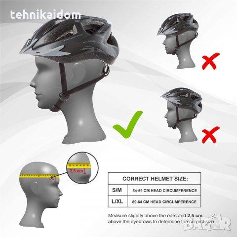 Шлем для велосипеда: виды и советы по выбору велосипедного шлема