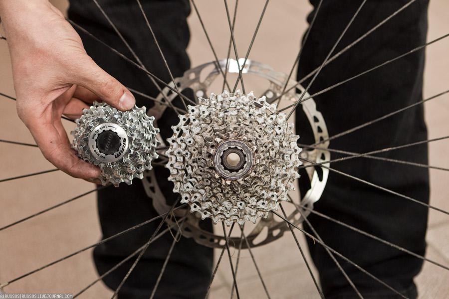 Как снять задние звездочки с велосипеда | ремонт и уход | veloprofy.com