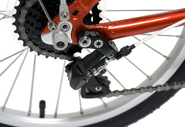 Как правильно натянуть цепь на велосипеде