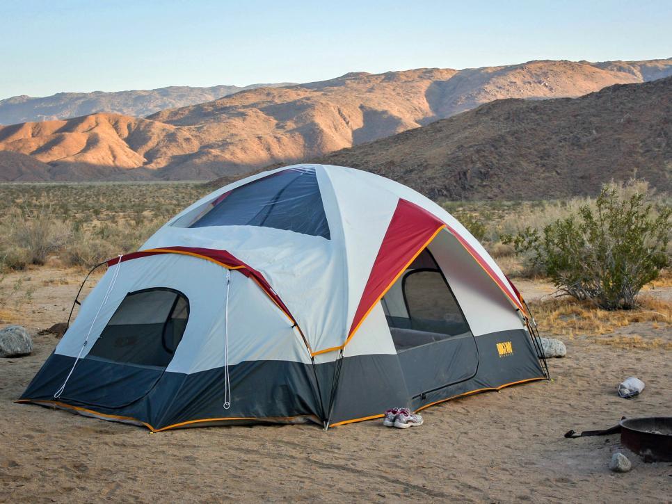 Как выбрать палатку?