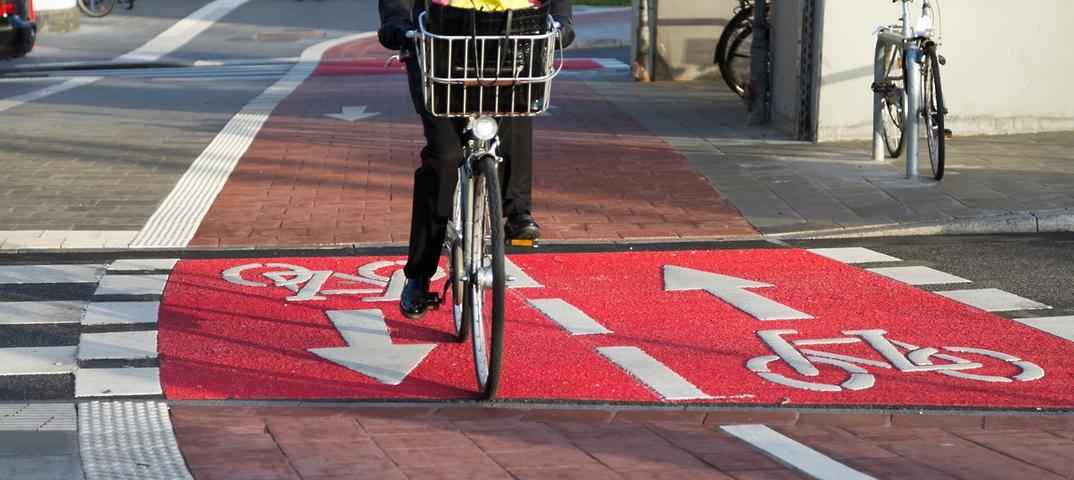 Велодорожки: виды, особенности разметки, значение знаков