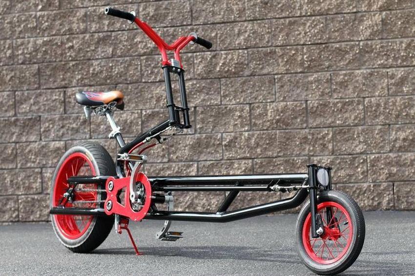Самые необычные велосипеды в мире: топ-7 [фото]