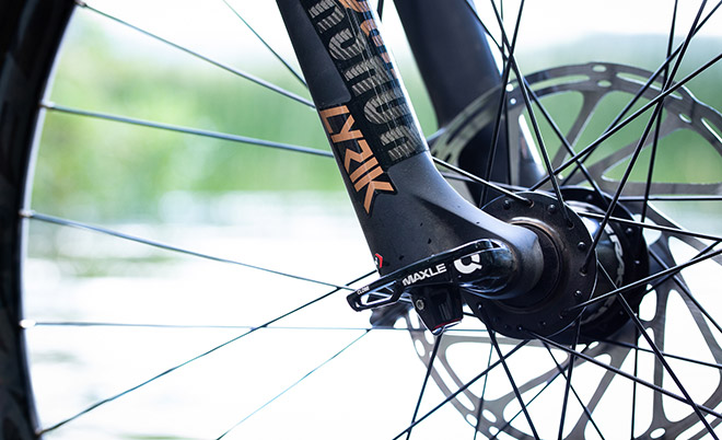 Эксцентрик для колеса велосипеда