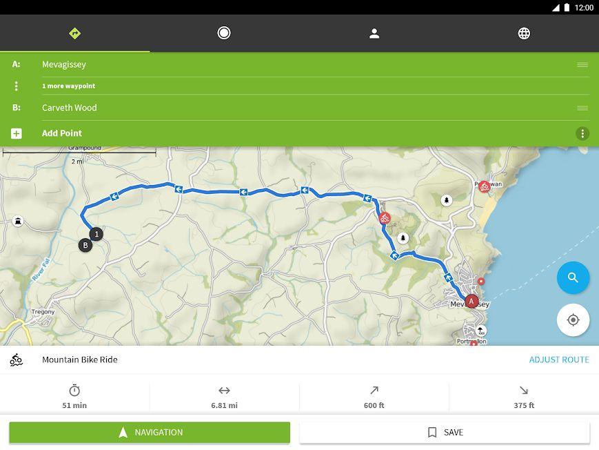 Онлайн-сервисы и приложения для создания веломаршрутов - всё о велоспорте