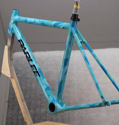 Покраска велосипеда - пошаговая инструкция [2019]
