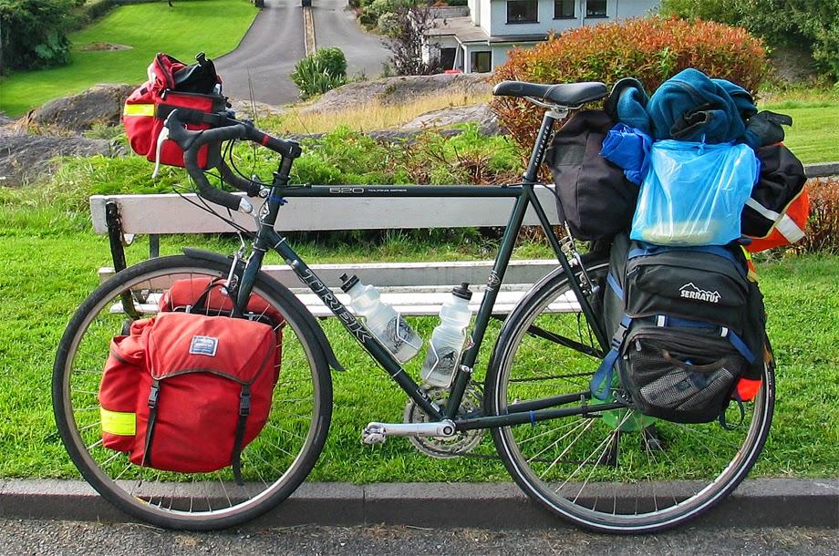 Туринг: как путешествия на велосипеде становятся самым актуальным видом досуга
