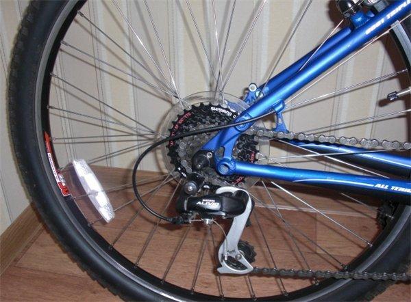 Как подобрать петух для велосипеда