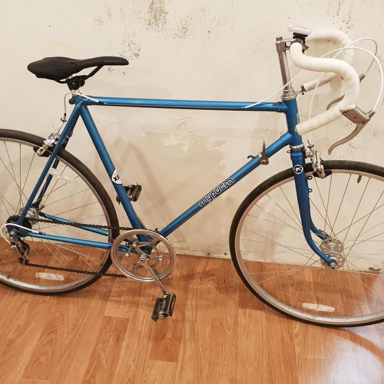 Спортивно — туристический велосипед «турист» 153 — 421