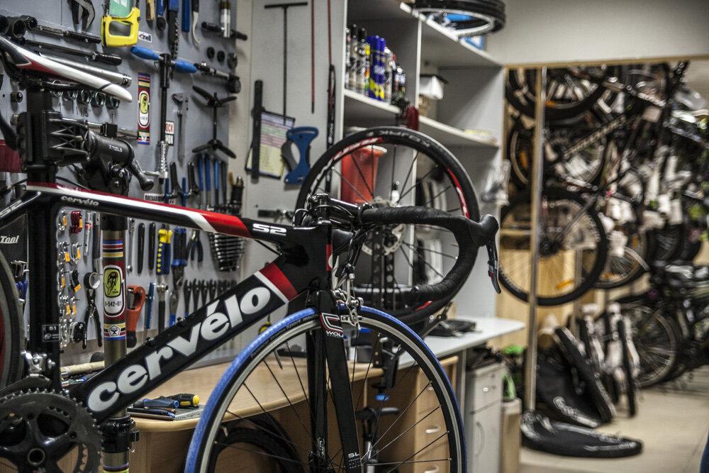 Как подготовить велосипед к сезону