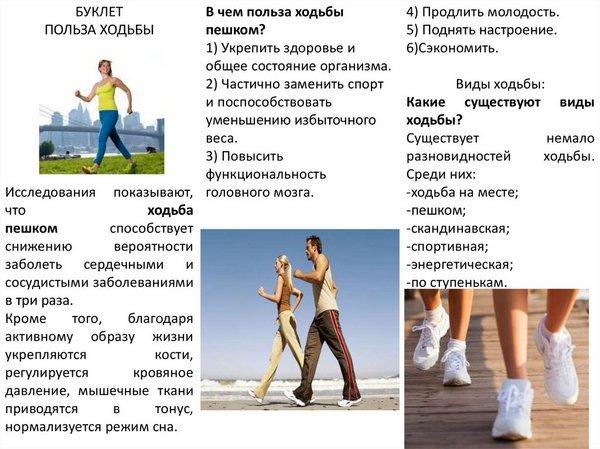 Сколько шагов нужно проходить в день, чтобы худеть