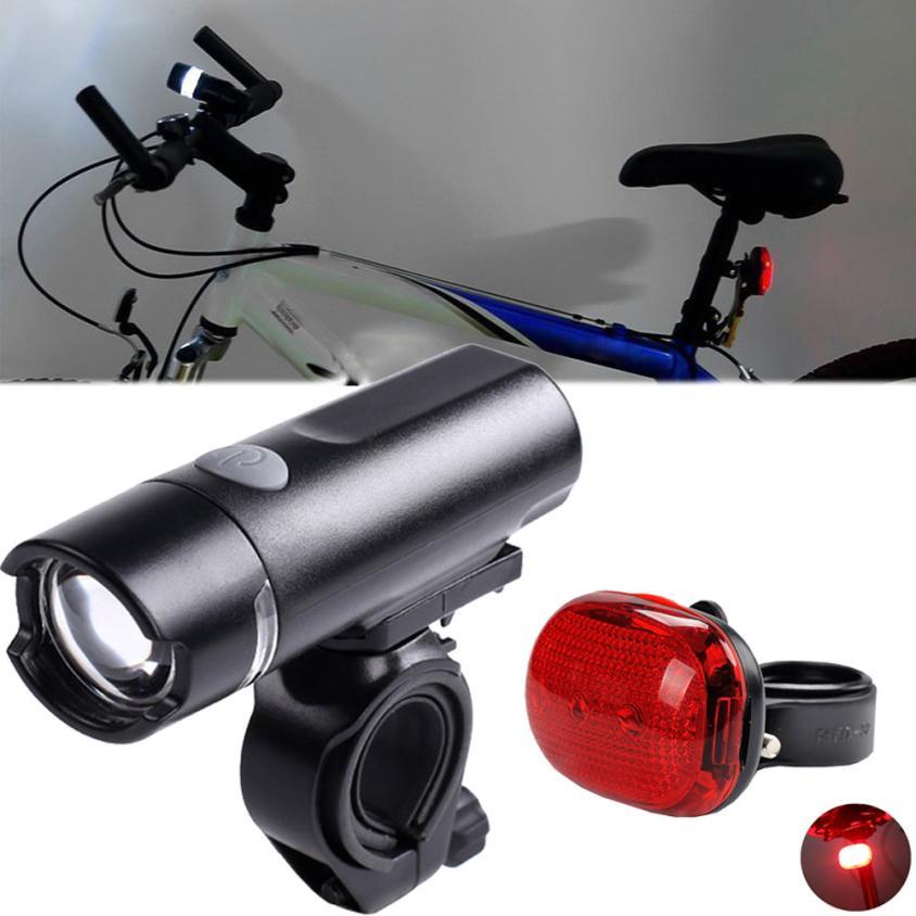 Светодиодный фонарь (фара) для велосипеда: разновидности и настройка