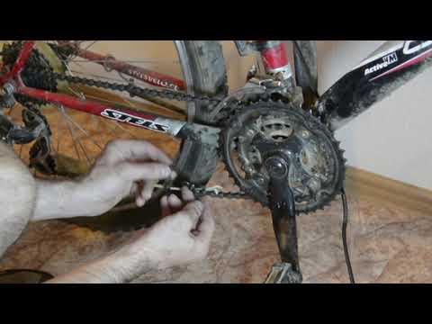 Зачем нужен натяжитель цепи на велосипеде