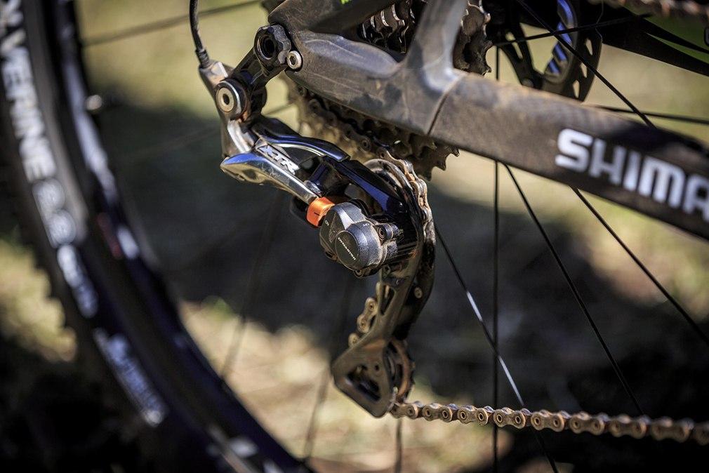 Регулировка заднего переключателя скоростей на велосипеде