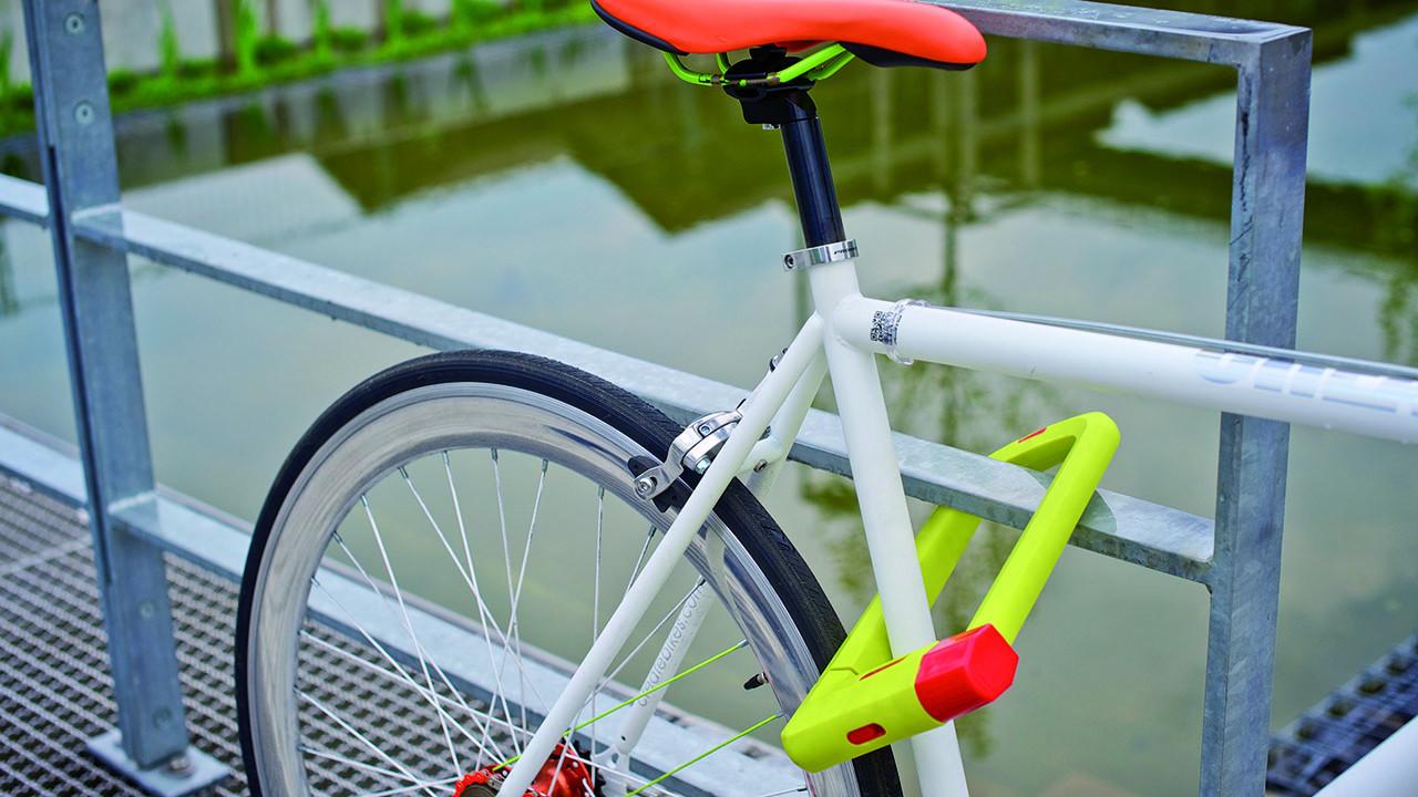 Какой велосипедный замок лучше выбрать?