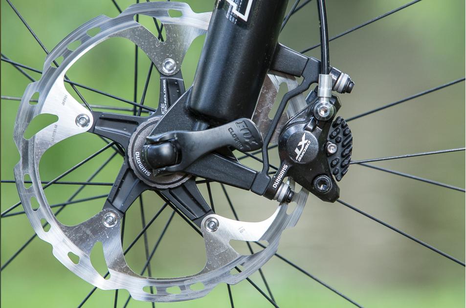 Как собрать ручной тормоз на детском велосипеде