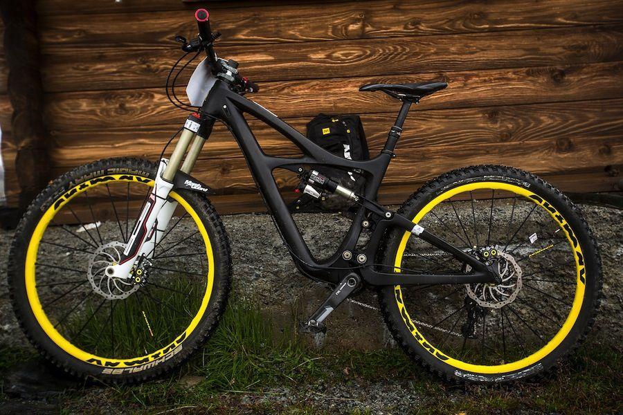 Эндуро велосипед