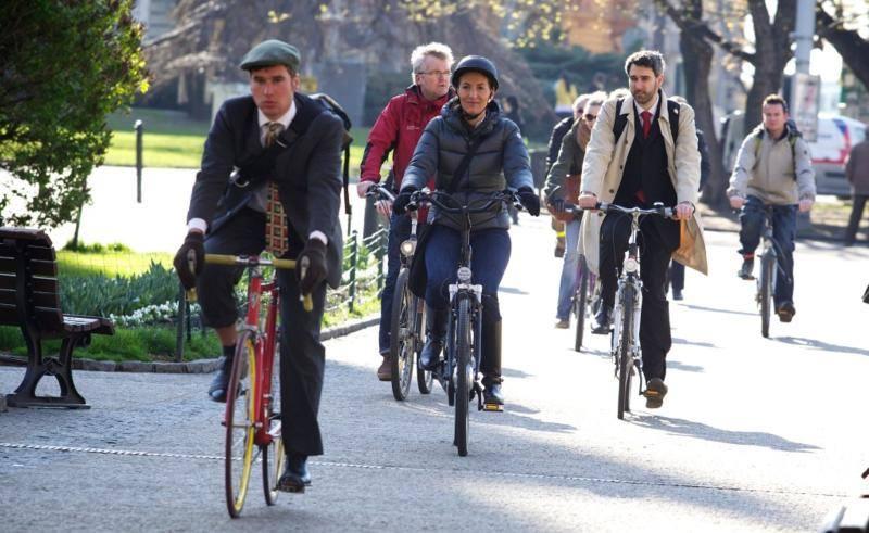 Все что нужно знать об основах езды на велосипеде