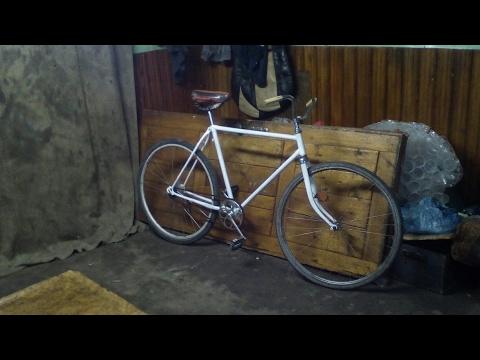 Модернизация старого велосипеда - всё о велоспорте