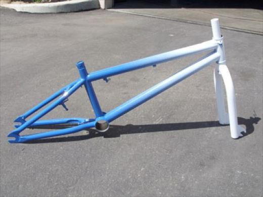 Чем и как покрасить раму велосипеда в домашних условиях