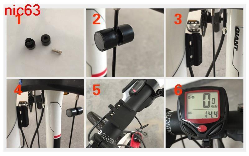 Инструкция установки и настройки велокомпьютера