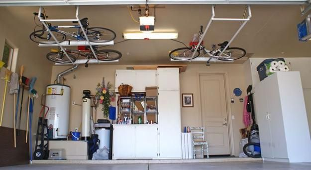 Как сделать крепление для велосипеда на стену своими руками